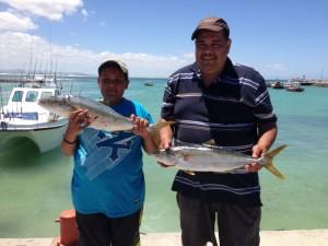 great-fishing-team